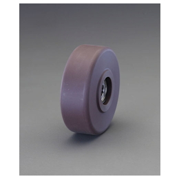 [High-strength and Heat-resistant] MC Nylon Wheel (with Bearing) EA986WE-100