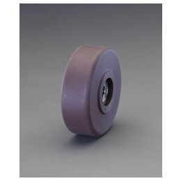 [High-strength and Heat-resistant] MC Nylon Wheel (with Bearing) EA986WE-50