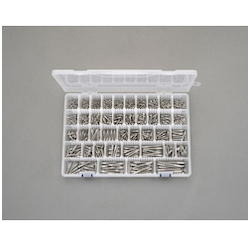 Countersunk Head Wood Screw Set [Stainless Steel] EA949ED-5