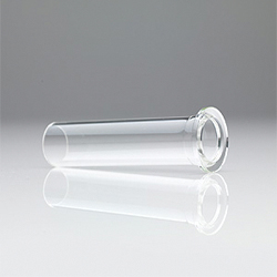 EVAC Glass™ Long Flange NW 10-63