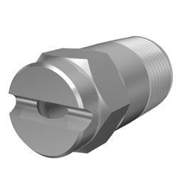 Integrated Flat Spray Nozzle