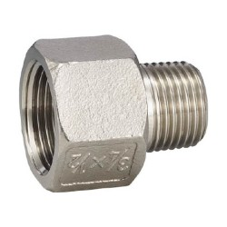 Threaded Pipe Fittings Female and Male Sockets- From Flobal