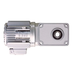 Three-phase Geared Motor Parallel Shaft VX Series