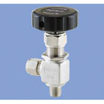 Made From Stainless Steel, 16.2 MPa Powerful Lock + Screw-In, Angled Needle Stop Valve
