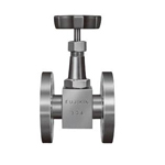 Stainless Steel, 3.04 MPa, for General-Purpose Adjustments, JIS20K, Flange Type, Needle Valve