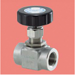 Stainless Steel, 34 MPa, Metal Seal Type, Screw-In, Stop Valve