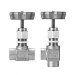 Stainless Steel, 9 MPa, Screw-In, Trace Control Valve with Panel Nut