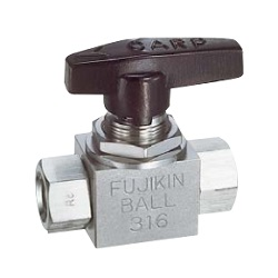 Stainless Steel 16.2 MPA Super Mini Ball Valve
