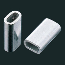 Aluminum clamp tube (mini-lock)