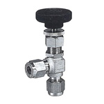 Stainless Steel SUS316 VL, Miniature Valve (L Type)