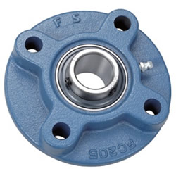 Round Flange Type Unit With Spigot Joint