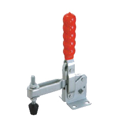 Toggle Clamp - Vertical-Handled - U-Shaped Arm (Flange Base) GH-12265/GH-12265-SS