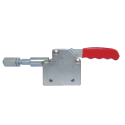 Push-Pull Toggle Clamp, with Straight Base / 12-mm Stroke Plunger, GH-30282M