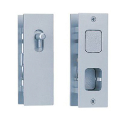 Two-Railed Sliding Door Push Lock (for Door Thicknesses Ranging from 30 - 33 and 36)