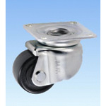 Heavy-Duty Caster (Small Type) Rotating JM Type, Sizes: 50 mm to 75 mm