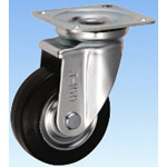 Medium Load Caster Swivel J Type Size 100 mm