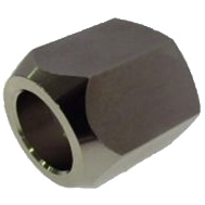 Ring Copper Pipe Fittings (for Instrumentation) - Cap Nut