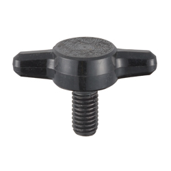 Thumbscrew Type T, Black