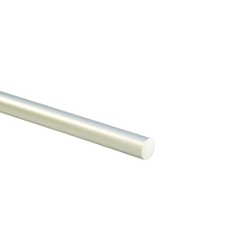 Aluminum, Rounded Rods (B2 Anodized) CHOW Series