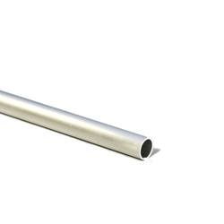 Hobby Use Aluminum Type Aluminum Round Pipe (L 300 mm)
