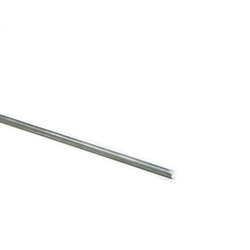 Steel rounded rods (bright chromate finish) S.S series