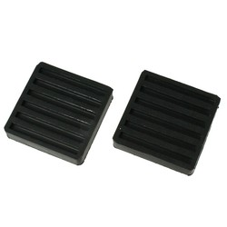 Leg Parts, Floor Protection Non-Migration Natural Rubber