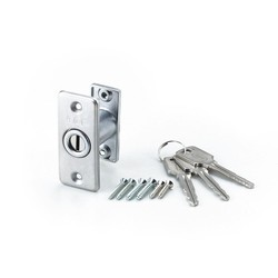 Hardware for Doors / Sliding Doors, External Tightening Lock