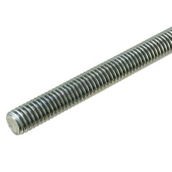 Bright Chromate Threaded Rod