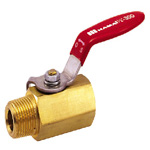 Brass Ball Valve BBS Series, Male-Female Connection