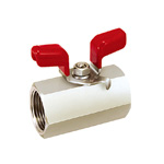Stainless Steel Ball Valve  BSS Series Wing Handle Type