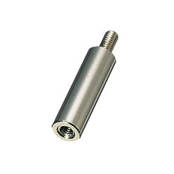 Aluminum Spacer (Round/Pickled) / BRL-E