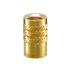 Brass Bit Insert (Standard, One Sided) / HSB