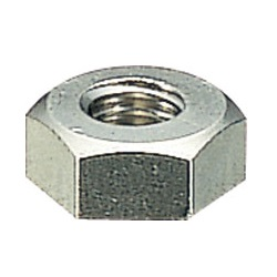 Brass Hex Nut (Type 3/For Lock) / BNT-00-3