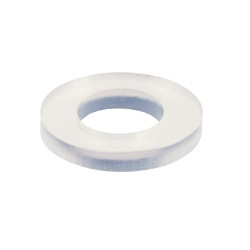 Silicone Rubber 50° Washer SIW