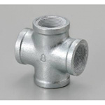 Pipe Fitting with Sealing Agent  WS Fitting Cross