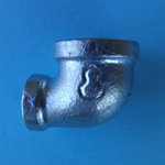 Pipe Fitting Reducing Elbow