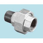 Pipe Fitting  Union with Included Male Screw
