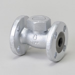 Malleable Valve, 20K Type, Check Valve (Lift Type), Flanged