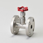 H Series, 10K, Flanged, Globe Valve, Short End-to-End Dimension