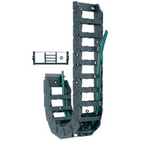 Energy Chain Large Slit Opening and Closing Type  (EZ Chain) E300 Type