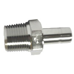 Double Ferrule Model Tube Fitting Male Adapter DHA