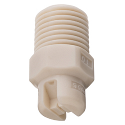 Standard Integrated Flat Fan Nozzle, VVP Series, Made of Metal/Plastic