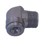 Fully-Coned Nozzle, Clog Removal Type, AJP Series, Made of Metal/Resin