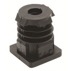 End Cap For Square Pipe (NDLQ)