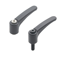 Ergonomic Adjustment Clamping Lever (with Hexagonal Hole) (EALA) EALA44CX16-SUS