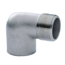 Stainless Steel Screw-in Tube Fitting Street Elbow