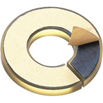 Urethane damper slit with double sided tape type