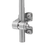 Sensor Bracket Stainless steel/mounting base Vanbrugh base T