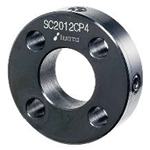 Standard shaft collar with 4 holes