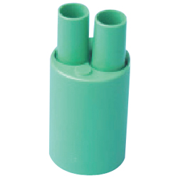Fitting for Resin Pipe J-One Quick-2 Sealing Cap (Green)